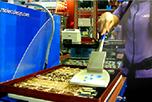 เครื่องสแกนมือถือ (RF-Pocket) เพื่อใช้กับ โปรแกรมร้านทอง เช็คสต็อกทอง RFID ร้านทอง ซอฟท์แวร์จำนำ